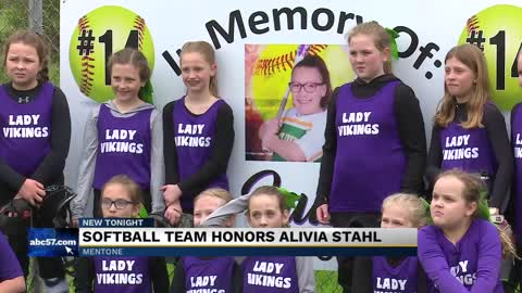 Mentone Youth League debuts 'MAX STRONG' jerseys in honor of kids killed in Fulton Co. bus crash