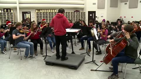 Sounds of the Season: Goshen High School Orchestra