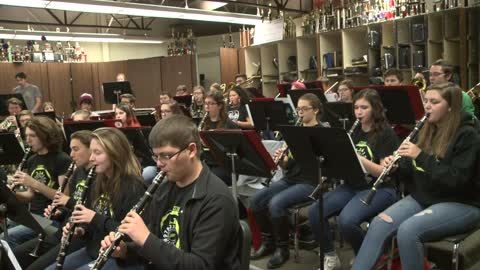 sounds of the season knox high school band song 2