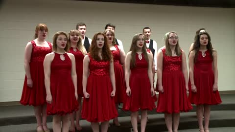Sounds of the Season: Knox High School Choir