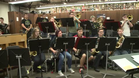 sounds of the season knox high school jazz band song 1