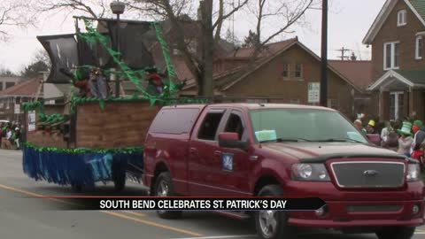 South Bend celebrates St. Patrick's Day