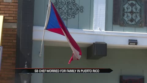 South Bend chef concerned about Puerto Rico hurricane damage