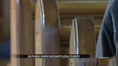 South Bend church giving high school seniors $1,000 scholarship