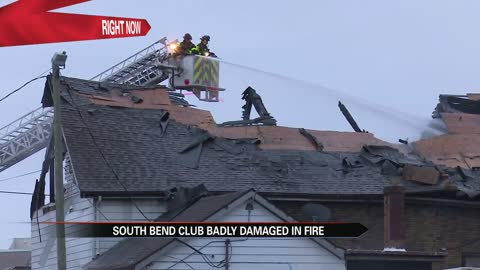 Club trustees say they will work to restore the Maennerchor Club after fire