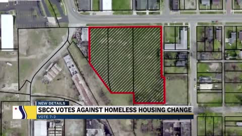 South Bend Common Council votes 'no' on homeless housing zoning change