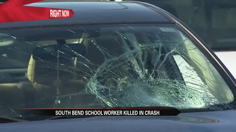 South Bend Community Schools mourning school cook after fatal crash