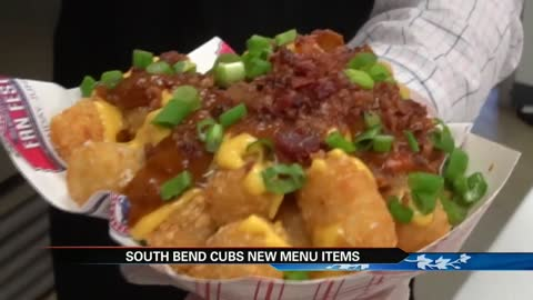 South Bend Cubs adding new options to Four Winds Field menu