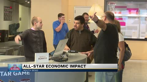 Midwest League All-star events economic impact on local business