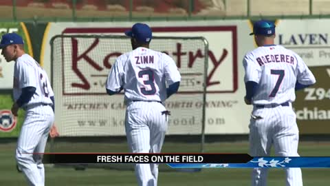 South Bend Cubs excited about young talent on the diamond