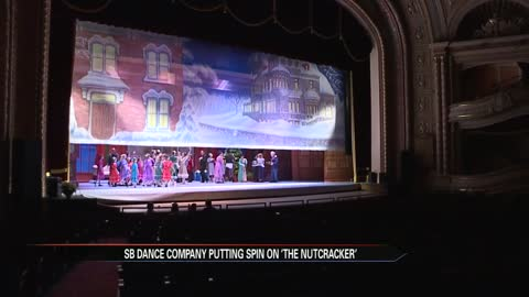 South Bend dance company putting spin on 'The Nutcracker'