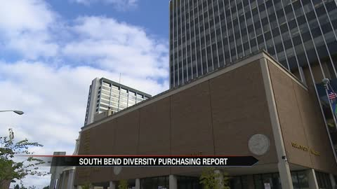 Breaking down South Bend's Diversity Purchasing Report
