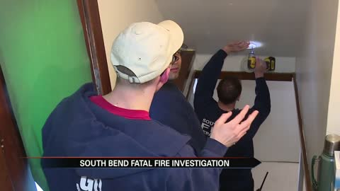 SBFD installs free fire alarms in neighborhood where an 88-year-old died in house fire