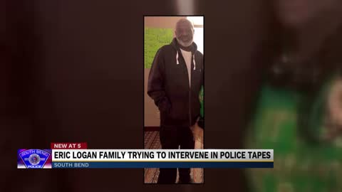 Logan family's lawyer files motion to intervene in South Bend police tapes case