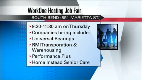 South Bend company will have a hiring event Thursday