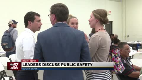 South Bend leaders ready to take action after series of discussions...