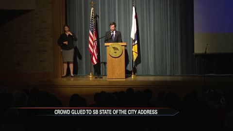South Bend Mayor delivers State of the City address