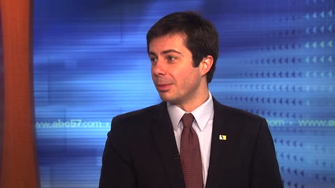 South Bend Mayor Pete Buttigieg shares thoughts on new casino, issues facing city