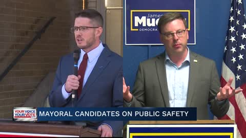 South Bend mayoral candidates address public safety reform
