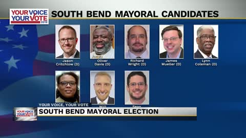 South Bend Mayoral Candidates make final push to voters