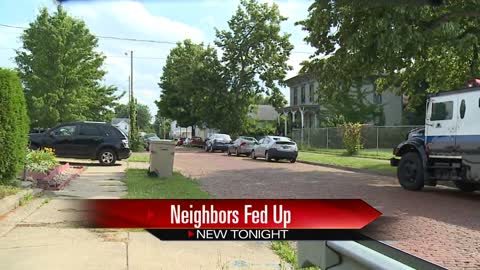 South Bend neighbors are fed up with crime