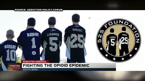 Local nonprofit being honored for work fighting opioid crisis