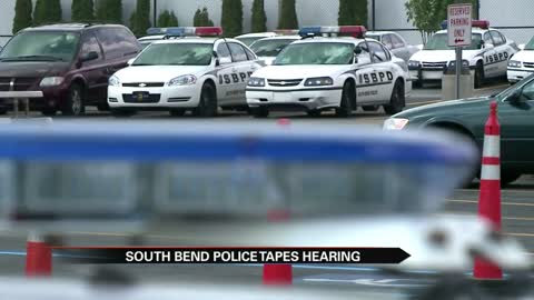 South Bend police tapes case back in court Monday
