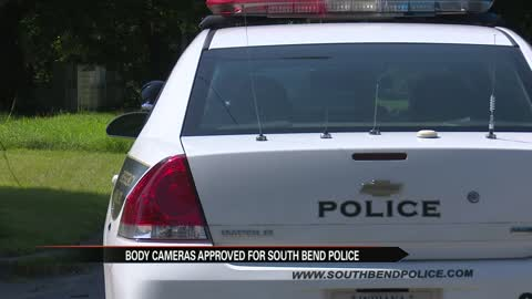 South Bend police to get new body and vehicle cameras
