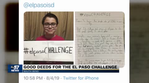 South Bend residents look at 'El Paso Challenge' for unity
