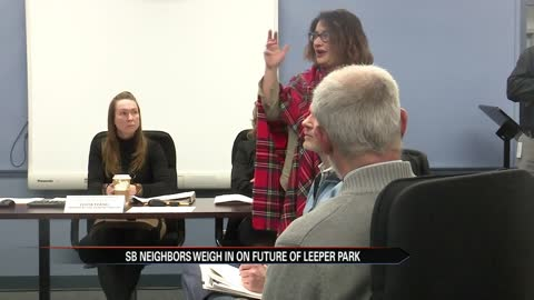South Bend residents weigh in on the future of Leeper Park