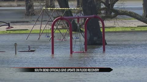 South Bend officials give update on flood damage