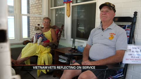 South Bend veteran Thomas Tyks reflects on his service