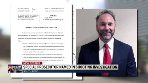 Police union, family of Eric Logan react to special prosecutor appointment