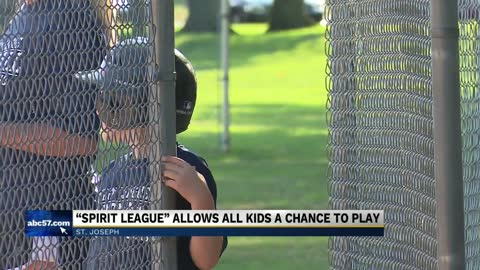 "St. Joe ""Spirit League"" offers all kids a chance to play ball"