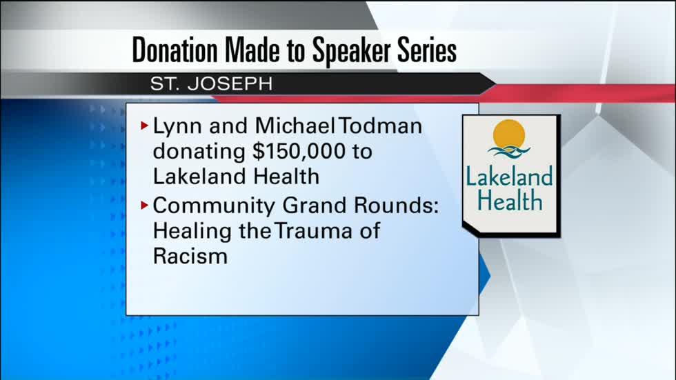 St  Joe couple donates $150,000 to Lakeland Medical Center