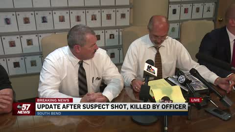 St. Joseph County Metro Homicide Unit identifies officer involved...