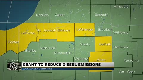St. Joseph County to receive grant aimed at reducing diesel emissions