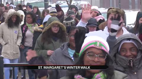 St. Margaret's House hosts Winter Walk fundraiser