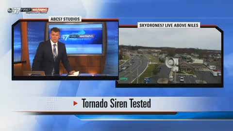 St. Joseph County tornado sirens tested