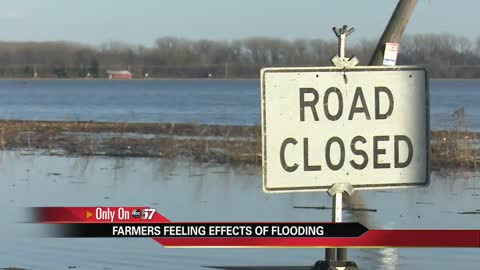 Starke County farmers fighting flooding