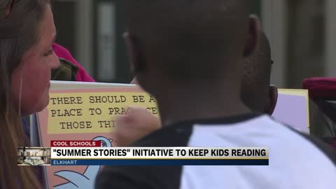 New initiative works to keep kids reading during summer months