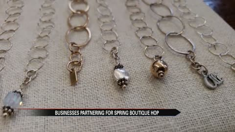 Support local shops during Spring Boutique Hop