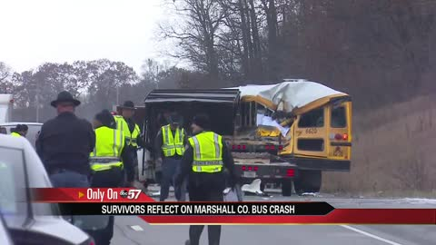 Driver in fatal bus crash was taking sweatshirt off just before...