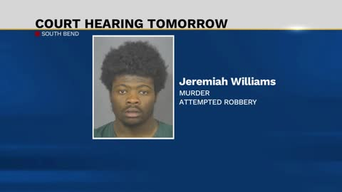 Suspect involved in a murder and robbery in South Bend is due in court