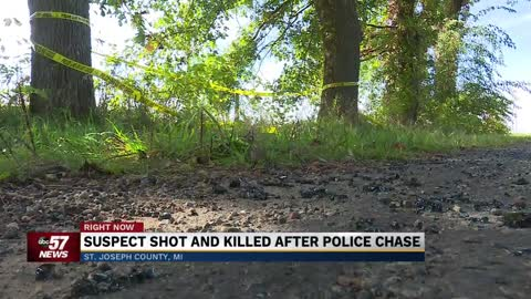 Suspect killed in police-involved shooting identified as Three...