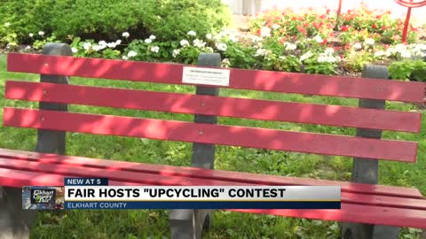 Elkhart County 4-H Fair promotes sustainability with 'upcycling'...