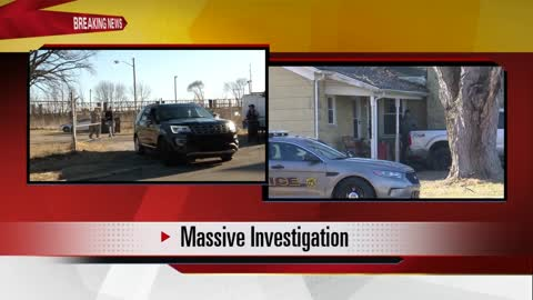 Massive investigation spans three locations in St. Joseph County
