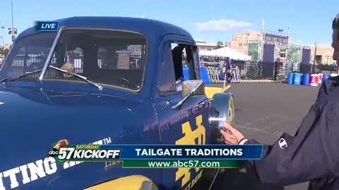 Tailgate Traditions: 1953 Irish Truck