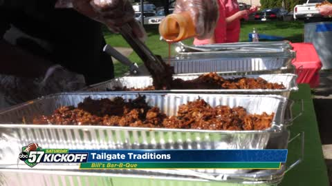 Tailgate Traditions: Bills Bar-B-Que