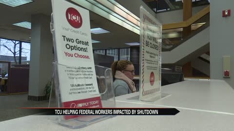 Teachers Credit Union assisting federal workers impacted by government...